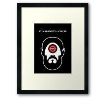 Cyberclops Framed Print