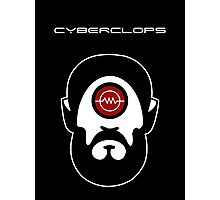 Cyberclops Photographic Print