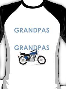 SOME GRANDPAS PLAY BINGO REAL GRANDPAS RIDE MOTORCYCLES T-Shirt