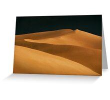 'Dune'  - Fowler Bay S.Australia Greeting Card