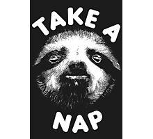 Take A Nap Photographic Print