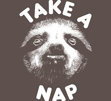 Take A Nap Mens V-Neck T-Shirt