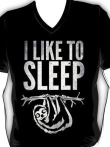 I Like To Sleep T-Shirt