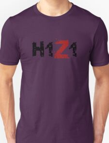 H1Z1: Title - Black Ink T-Shirt