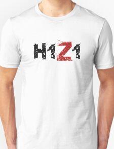 H1Z1: Title - Black Ink T-Shirt