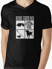 Referee Starter Pack Mens V-Neck T-Shirt