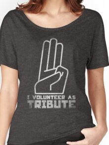 I Volunteer As Tribute Women's Relaxed Fit T-Shirt