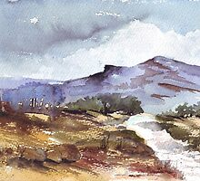 En route to Magalies by Maree  Clarkson