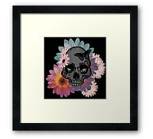 Pretty Morbid Framed Print