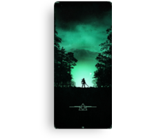 Kokiri Forest Canvas Print
