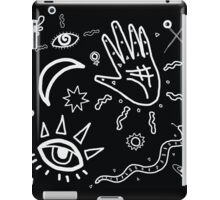 I'll Put A Dark Spell On You iPad Case/Skin