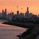 Melbourne Sunrise by Photogirl19