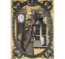 Eugenia Planchette - A Horrifying Tale Photographic Print