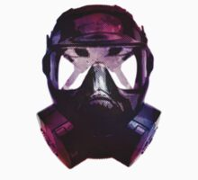 Mercury-Coated Gas Mask by moyno85