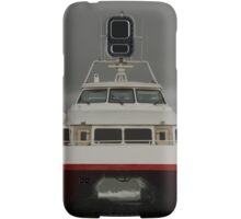 Red Jet 5 arriving at Cowes Samsung Galaxy Case/Skin