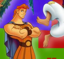 Disney Heroes Sticker