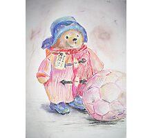 Paddington bear Photographic Print