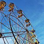 The Wheel by Matt Simner