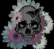 Mathy's Skull by PrettyMorbid