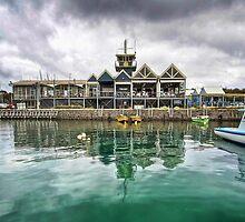 Mornington Harbour 2 by Keith Stead