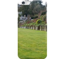 Croquet Lawn iPhone Case/Skin