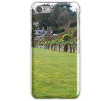 Croquet Lawn iPhone Case/Skin