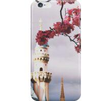 Spring time at Disneyland iPhone Case/Skin