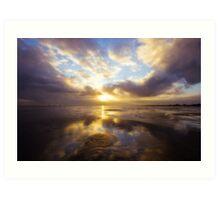 Daybreak Art Print