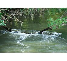 Cascade - Upper Manning River NSW Photographic Print