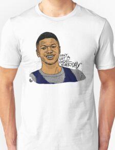 Jalen Rose - Can't Get A Fade Everyday  Unisex T-Shirt