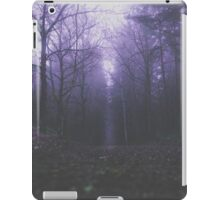 Cold streets iPad Case/Skin