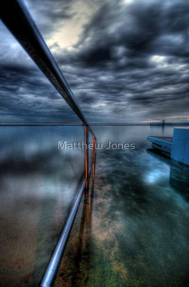 reflecting on things by Matthew Jones