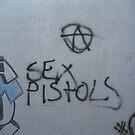 Sex Pistols by sevenbreaths