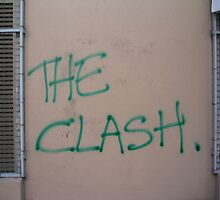 The Clash by sevenbreaths