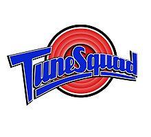Space Jam Tune Squad Photographic Print