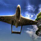 attack of the vampire jet by Matthew Jones