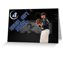 Kevin Shul, CSN, Baseball Greeting Card