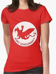 king ghidorah toho icon Womens Fitted T-Shirt