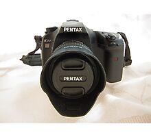 The Pentax LK20D Photographic Print