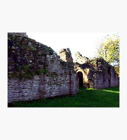 Pendragon Castle #2 Photographic Print