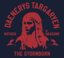 MOTHER OF DRAGONS 1 Kids Clothes
