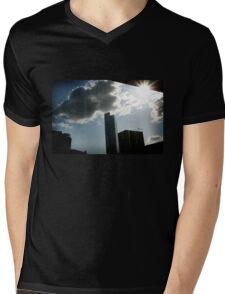 photo Mens V-Neck T-Shirt