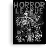 Horror League Canvas Print
