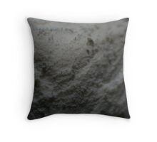Mystery XX - Eraser Throw Pillow