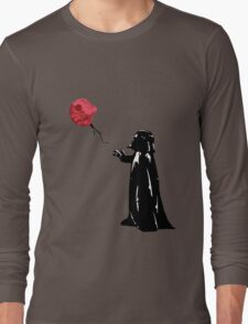 Little Vader Long Sleeve T-Shirt