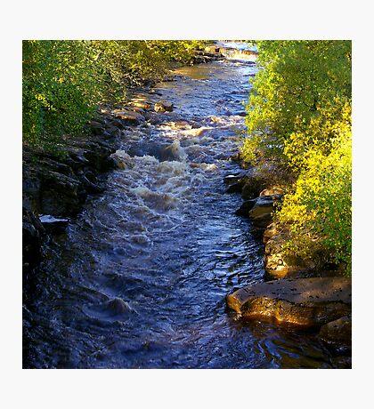 River Swale at Keld - Yorkshire Dales Photographic Print