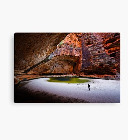 Cathedral Gorge Canvas Print