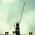 the crane building by twiart
