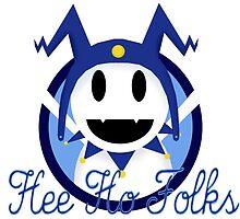Hee Ho Folks! by sciencegenius