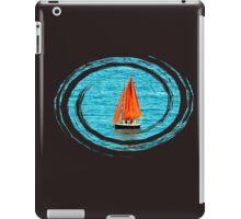 Orange Sails iPad Case/Skin